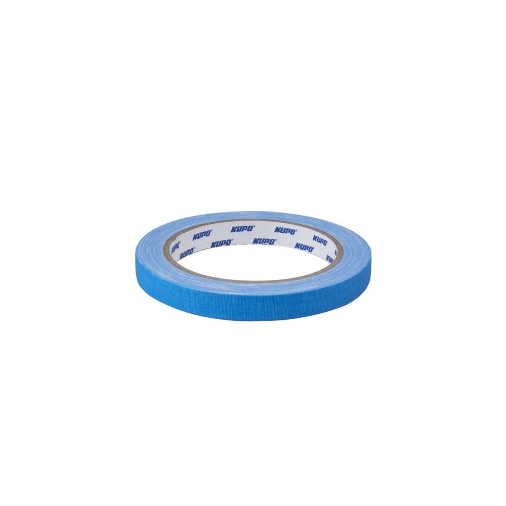 KUPO CS-1215BU CLOTH SPIKE TAPE-BLUE