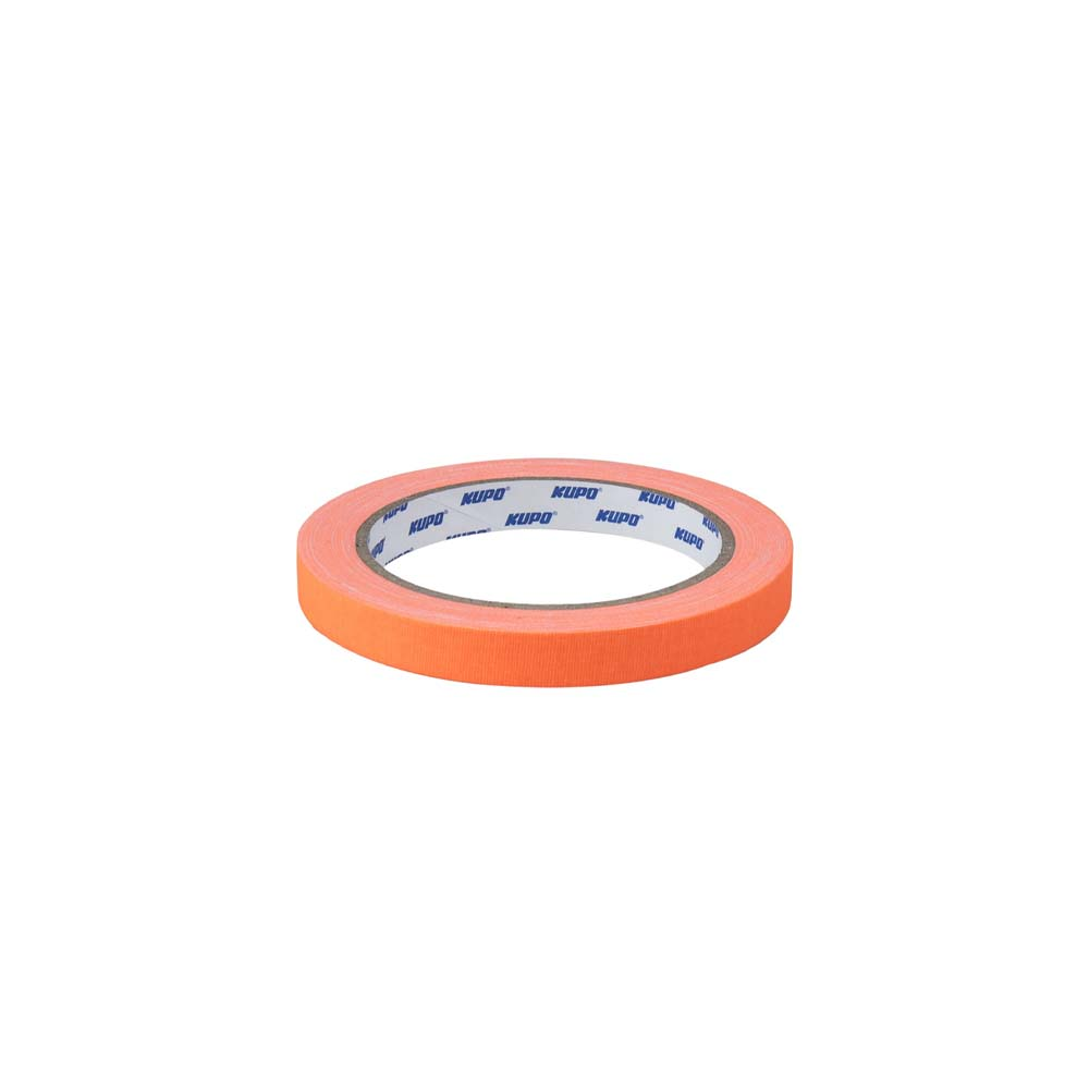 KUPO CS-1215OG CLOTH SPIKE TAPE-ORANGE