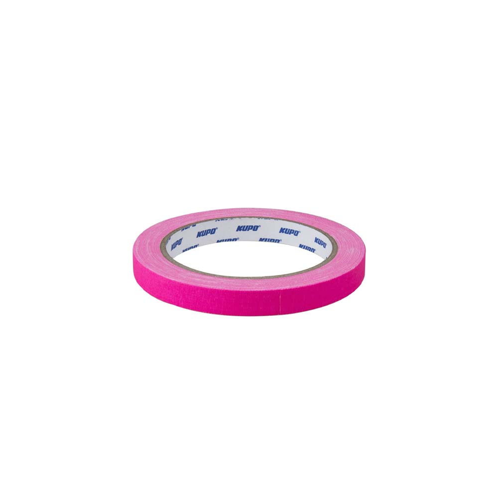 KUPO CS-1215PK CLOTH SPIKE TAPE-PINK