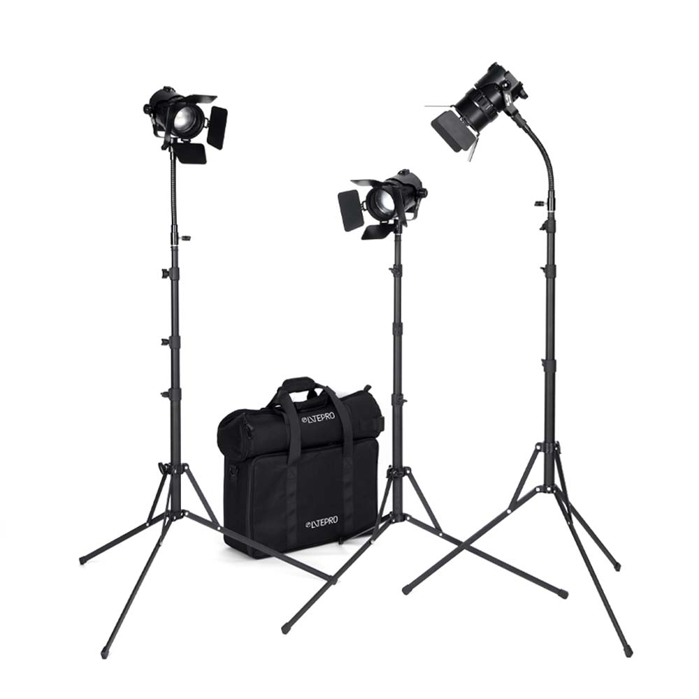 반도어, Litepro BL-50C 50W, 보링, LITEPRO, ZOOM LIGHT KIT3, BL50C